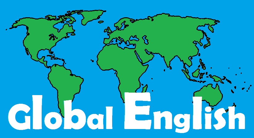 What extent is english a global language