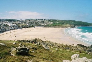 St Ives. Licensed under CC to Chris Downer