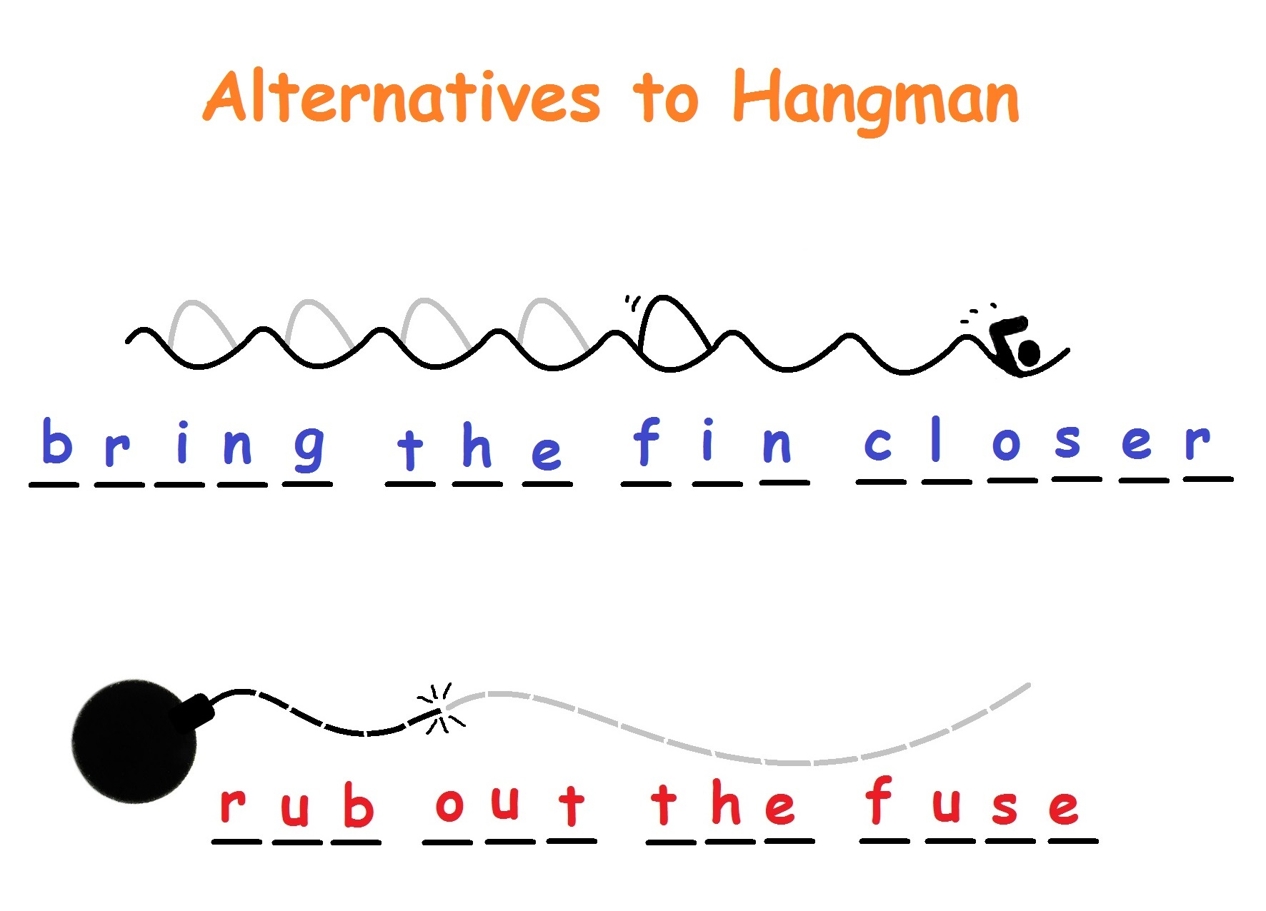 6 easy word games for the english language classroomelt learning not your traditional hangman solutioingenieria Image collections