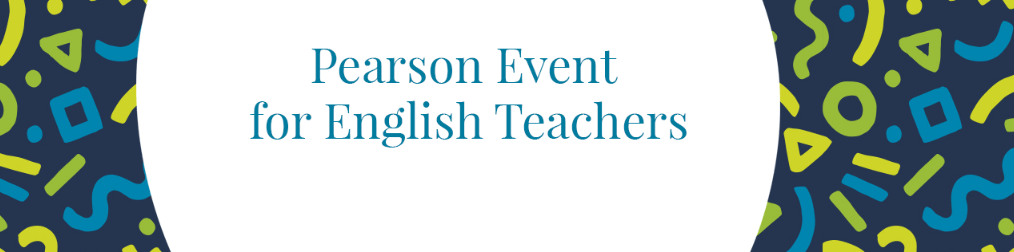 Pearson Event for English Teachers