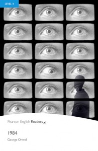 1984, George Orwell - Perason English Readers - Top 20 books for learning English during the summertime