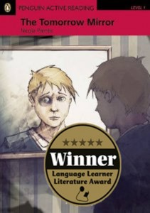 The tomorrow mirror - Pearson Active Reading - Top 20 books for learning English during the summertime