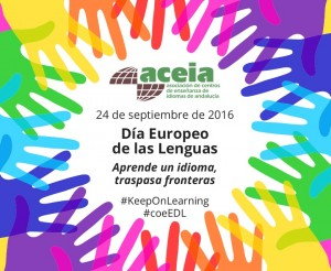 European Day of Languages - ACEIA - Pearson - Sevilla