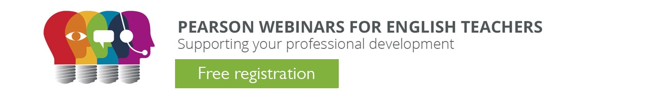 Pearson Webinars for English Teachers