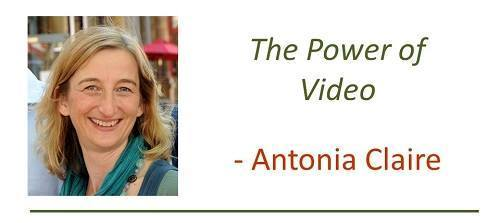 The power of video - Antonia Claire - ACEIA Conference 2016