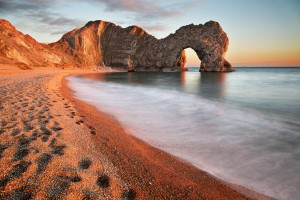 Durdle Door II, by modlander1231, licensed under Creative Commons. Part of England's Jurassic Coast