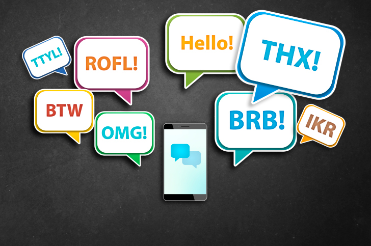 50 of the most useful English abbreviations and acronyms