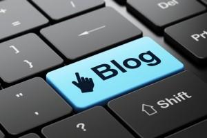 blog teaching writing