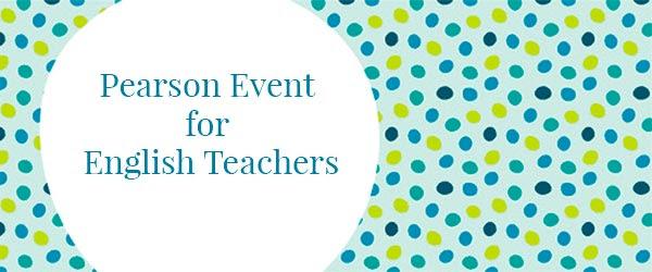 Pearson Event for English Teachers