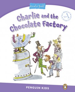 Charlie and the Chocolate Factory - Roald Dahl - Pearson English Readers