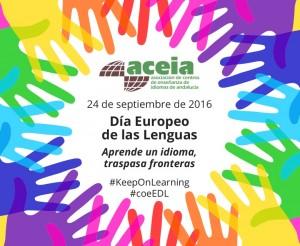 European Day of Languages - ACEIA - Pearson - Sevilla