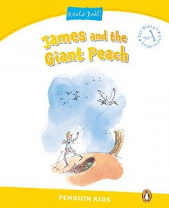James and the Giant Peach - Roald Dahl - Pearson English Readers