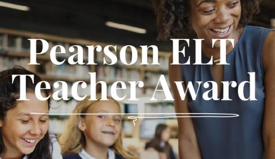 Pearson ELT TEACHER AWARD 2