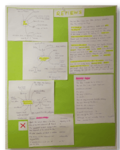 writing reference poster